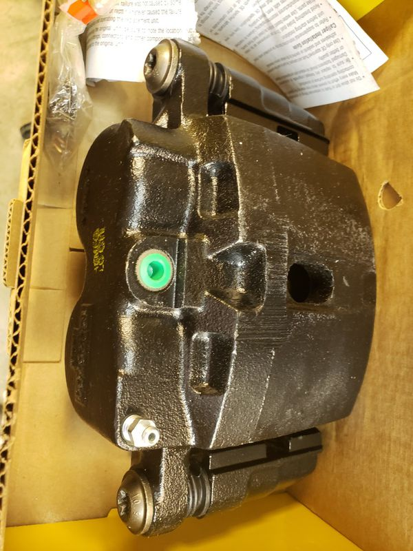 Napa SE5280A Left Front Caliper GMC Chevy Truck for Sale in Prairie View,  IL - OfferUp