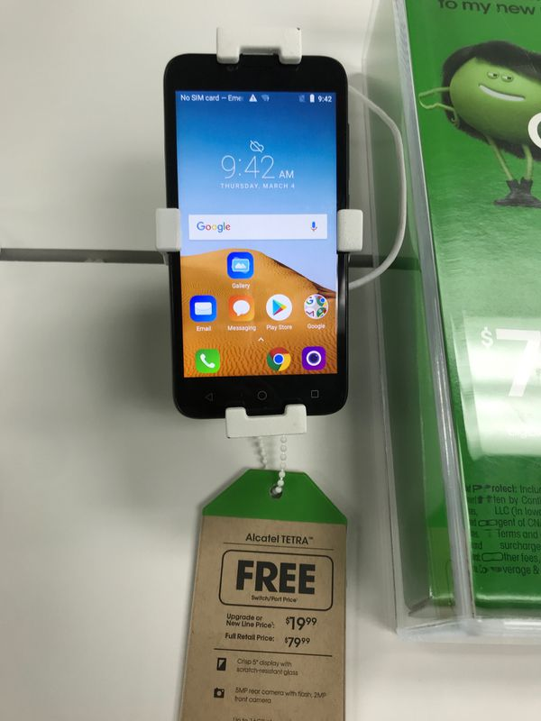 Alcatel Tetra 16Gb for Sale in Houston, TX - OfferUp