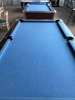Pool table and air hockey table Thumbnail