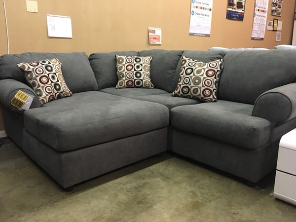 Corner Cuddler Grey Sectional Sofa For Sale In Los Angeles Ca Offerup