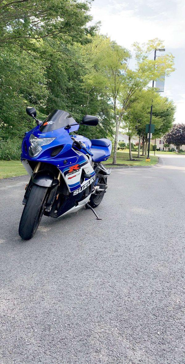 2007 suzuki gsx-r for sale!