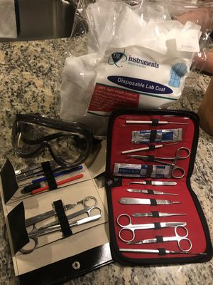 Anatomy Dissecting Equipment UNUSED for Sale in Dallas, TX