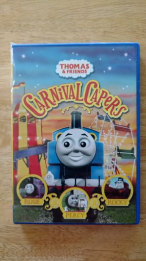 Thomas & Friends Carnival Capers DVD for Sale in Bunker Hill, WV