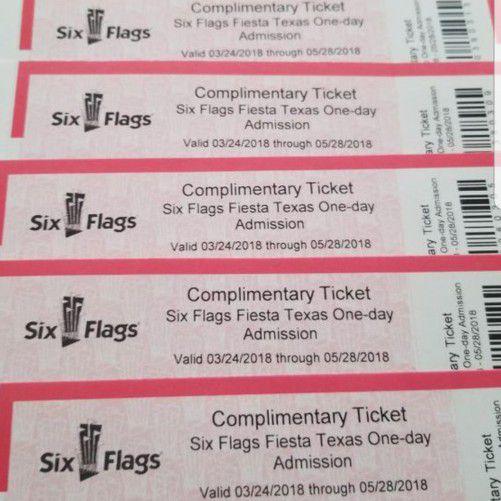 Six Flags Fiesta Texas For Sale In San Antonio Tx Offerup
