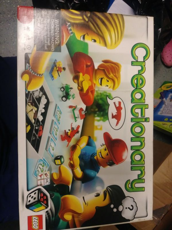 Lego Creationary Game For Sale In Miami Fl Offerup