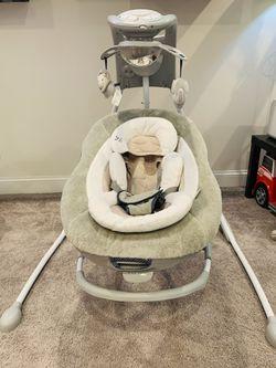 DreamComfort InLighten Cradling Baby Swing Thumbnail