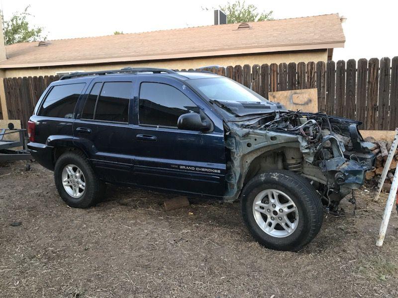 2000 Jeep 4x4