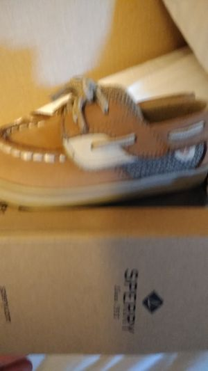 Sperry size 4c new for Sale in New York, NY