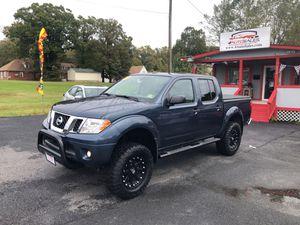 "2015 Nissan Frontier SV 3"" Lifted for Sale in Alexandria, VA"