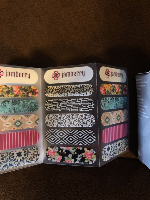Jamberry nail wraps and cuticle oil (Beauty & Health) in Livonia, MO ...
