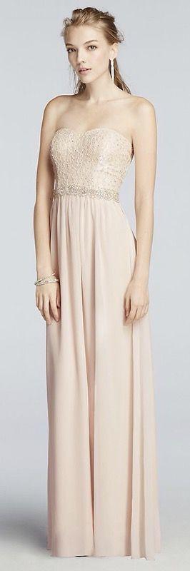 David\'s Bridal bridesmaid/prom dress (Clothing & Shoes) in Atlanta ...