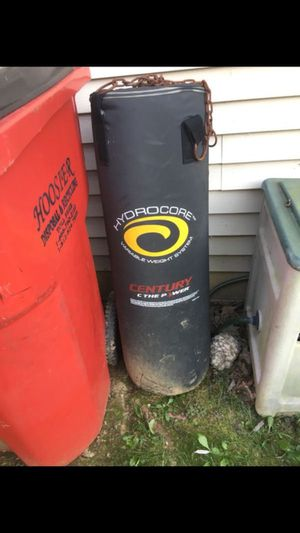 Punching bag for Sale in Bloomington, IN