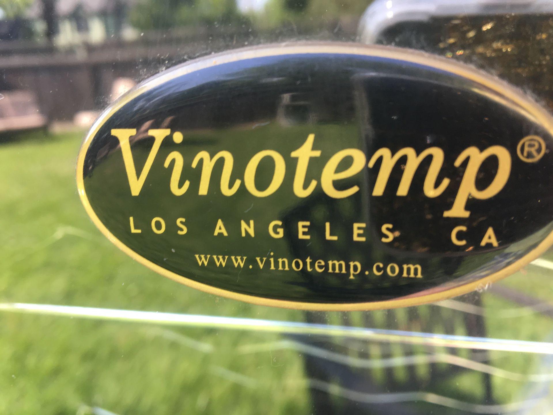 Silent 12 bottle Wine refrigerator