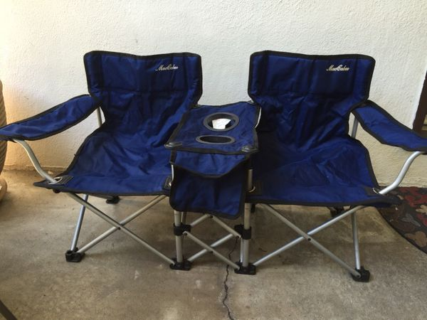 Fabulous Kids Double Maccabee Folding Chair For Sale In San Carlos Caraccident5 Cool Chair Designs And Ideas Caraccident5Info