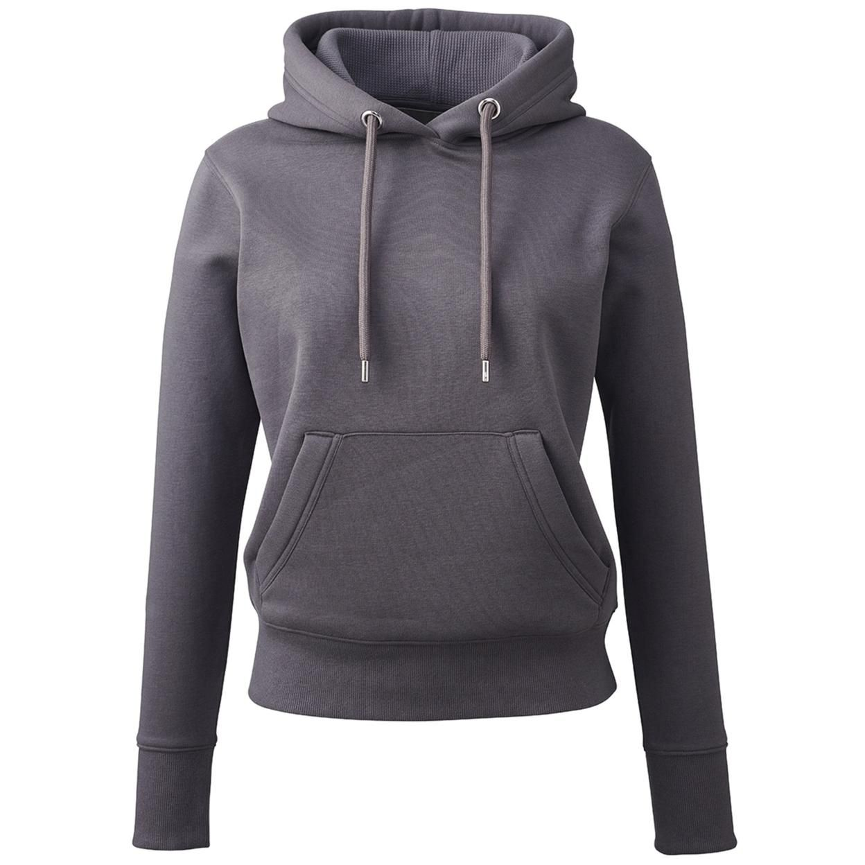 Anthem Womens/Ladies Organic Hoodie Size XS