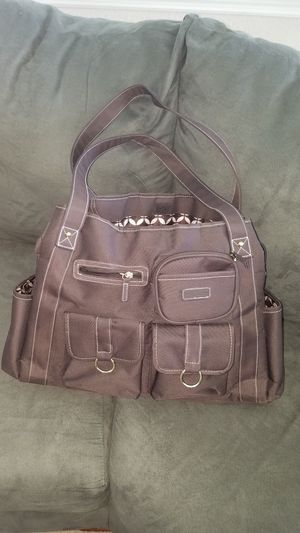 Baby bag - with multiple compartments, like new for Sale in Orlando, FL