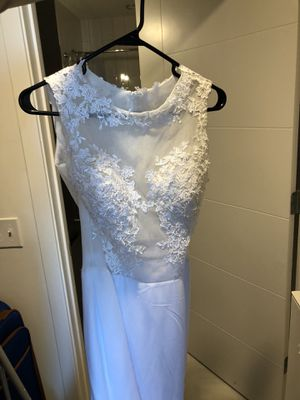 New | Never Worn Wedding Dress | Size 8 (you can alter to your size) for Sale in Tampa, FL