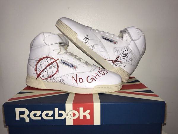 cfbbc759529a Bait Stranger Things  Ghostbusters Ex-O-Fit Vintage weathered edition Reebok  Exclusive