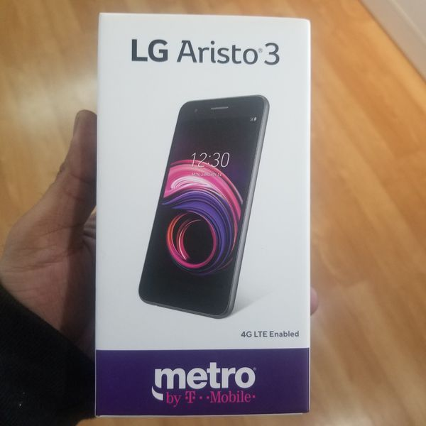 Brand new MetroPCS LG Aristo 3 16 GB for Sale in Berkeley, CA - OfferUp