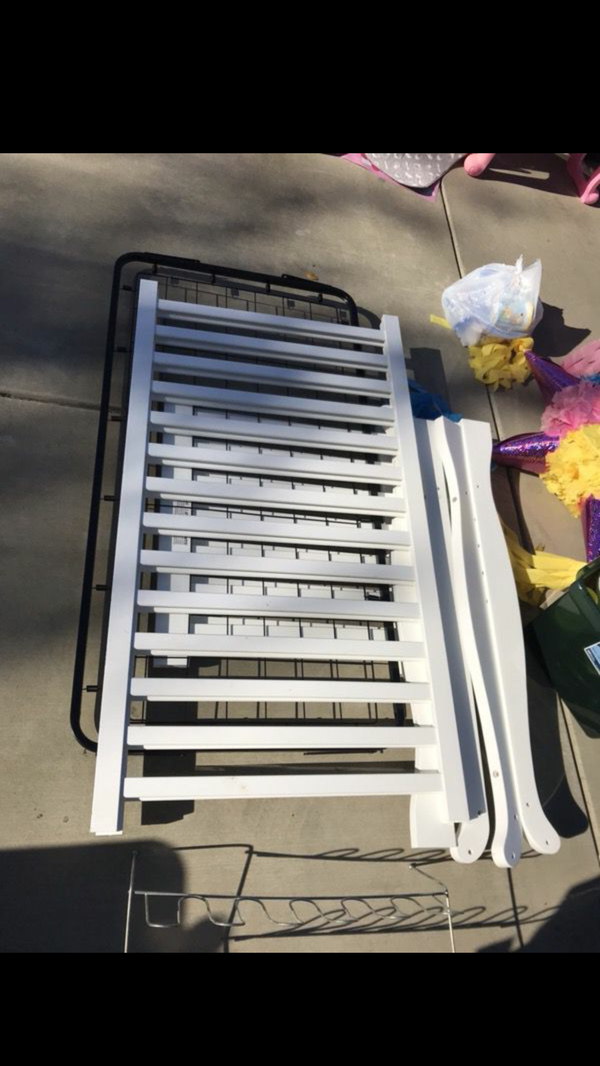 Two Cribs For Sale In Modesto Ca Offerup