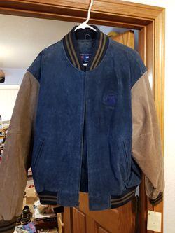 ackets Railroad jackets, Dodgers jersey, Levi jackets winter jackets mint condition Thumbnail