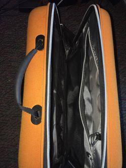 Rugged Orange Laptop Case Thumbnail