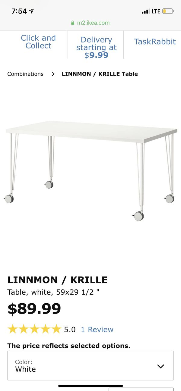 New and Used White desk for Sale in Hawthorne, CA - OfferUp