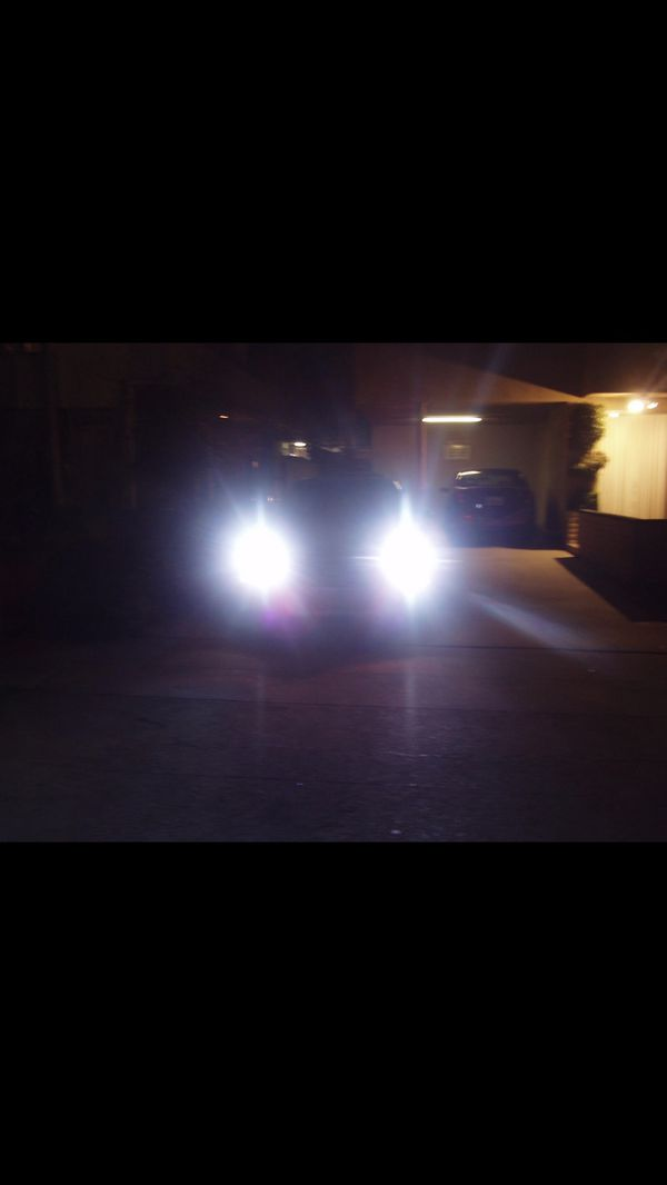 Car Led Headlights Kit Leds Kits Are Super Bright Lights Auto Parts In San Bernardino Ca Offerup