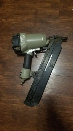 Photo Porter Cable Framing Nailer uses 34° Clipped Head Nails 2 - 3 1/2 long