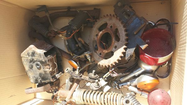 Yamaha RD350 parts for Sale in Bothell, WA - OfferUp