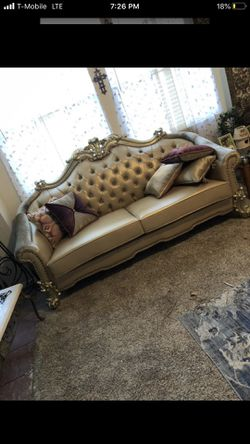 El Rio furniture finance available down payment $39 1456 belt line rd suite 121 Garland tx 75044 Open from 9:30-8:30 Thumbnail