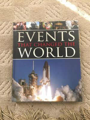 EVENTS THAT CHANGED THE WORLD for Sale in St. Louis, MO