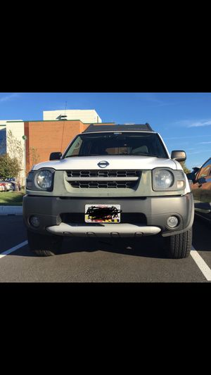 2001 Nissan Xterra LOW MILES for Sale in Germantown, MD