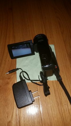 JVC camcorder everio HD for Sale in Germantown, MD