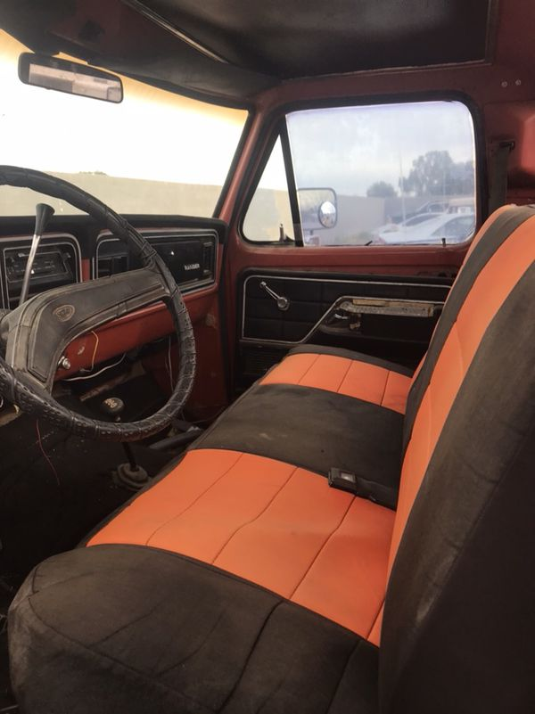 1977 Ford F-150 ranger 6 in lift factory air great project (Cars ...