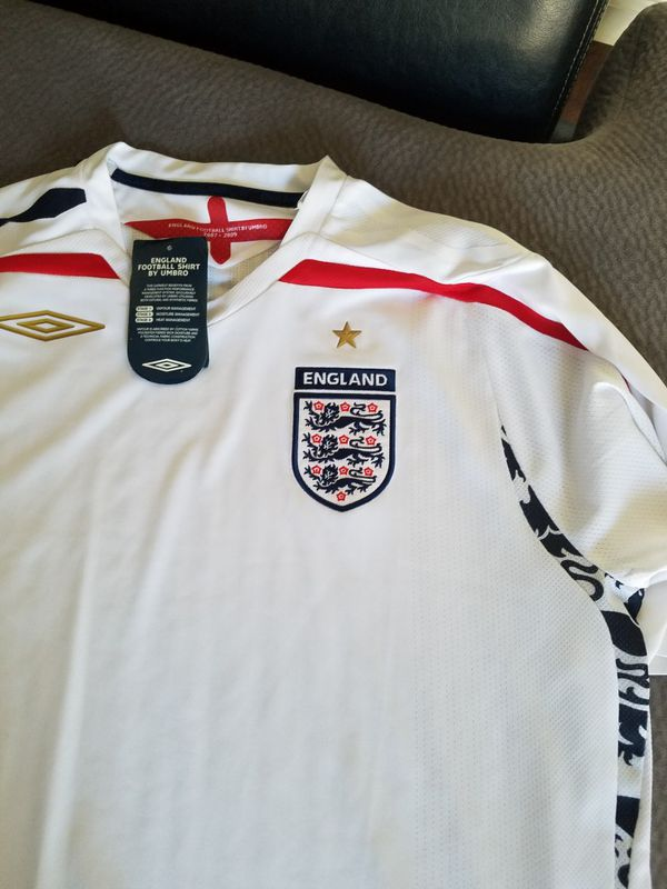74b733e77f0 England Soccer Jersey for Sale in San Diego, CA - OfferUp