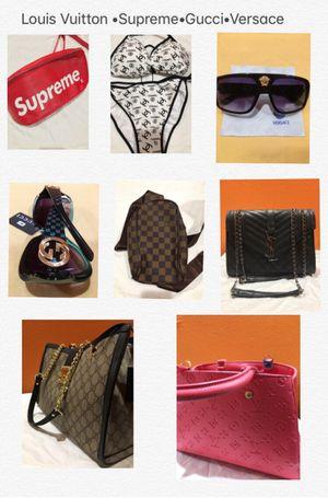 f328b4e0488 Supreme Louis Gucci Versace Chanel Ysl for Sale in Anaheim