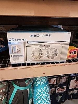 Bionaire Digital Window FAN for Sale in Phoenix, AZ