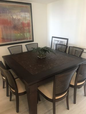 Prime New And Used Dining Table For Sale In Hialeah Fl Offerup Download Free Architecture Designs Lectubocepmadebymaigaardcom