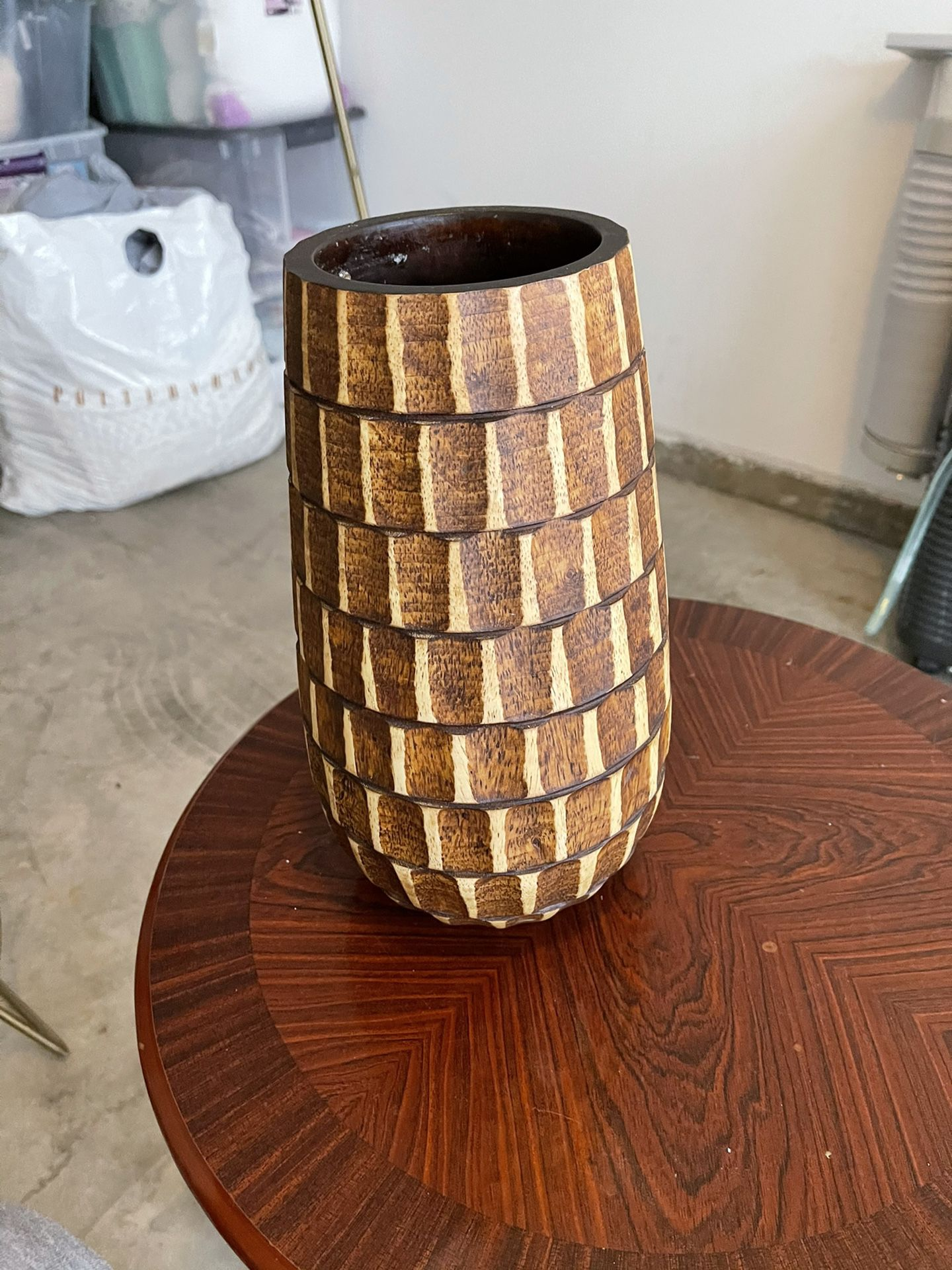 Homegoods Wooden Art Base