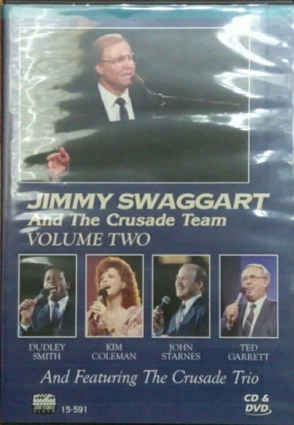 Jimmy Swaggart and the Crusade Team, Volume 2 for Sale in South Holland, IL  - OfferUp