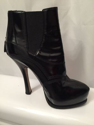 Authentic Prada booties 38 1/2 for Sale in Washington, DC