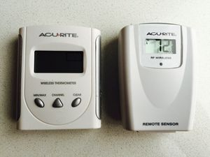 Acu*rite RF Wireless Thermometer for Sale in Philadelphia, PA