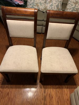 Dinning table chairs for Sale in Annandale, VA