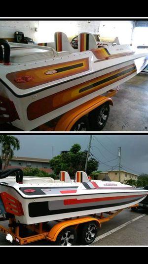Photo Boats and jet ski custom wraps