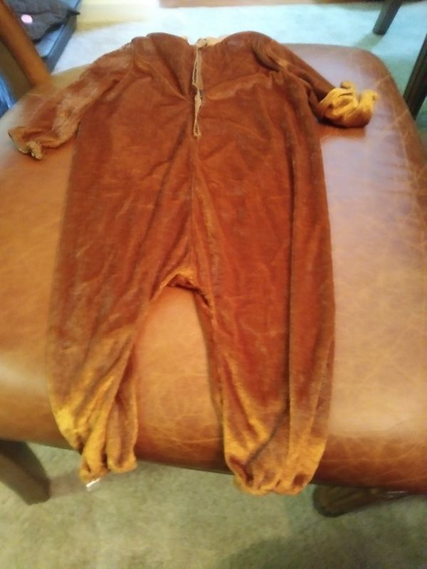halloween monkey costume size 6 12m 4 gender neutral for sale in raleigh nc offerup