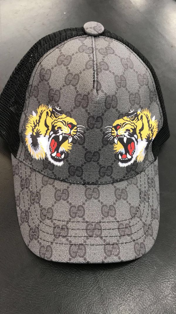 Gucci hat tiger logo for Sale in Chula Vista 0b5671d378d