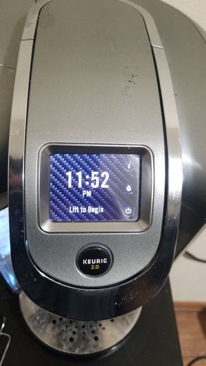 Keurig K525 **barely used ** for Sale in Hopkins, MN