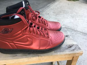 Air Jordan 1 Armor Cranberry Size10 for Sale in Palmdale aa771e2aa6