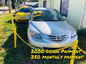 2004 mazda 3 (STANDARD) for Sale in Kissimmee, FL